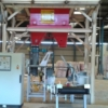 bagging machine with cabine